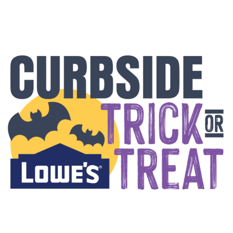 Trick or Treat at Lowe's for FREE Treats & Pumpkins