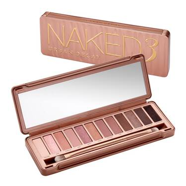 Urban Decay Naked3 Eyeshadow Palette  Shipped (Was )