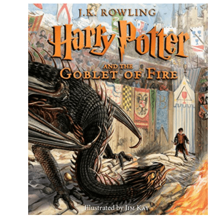 Harry Potter and the Goblet of Fire Now .11 (Was .99)
