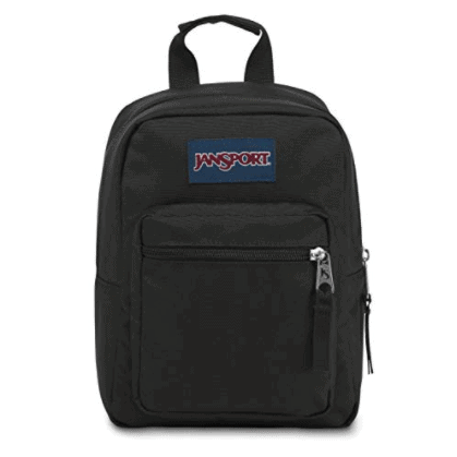 JanSport Big Break Lunch Bag Black Now .84 (Was .00)