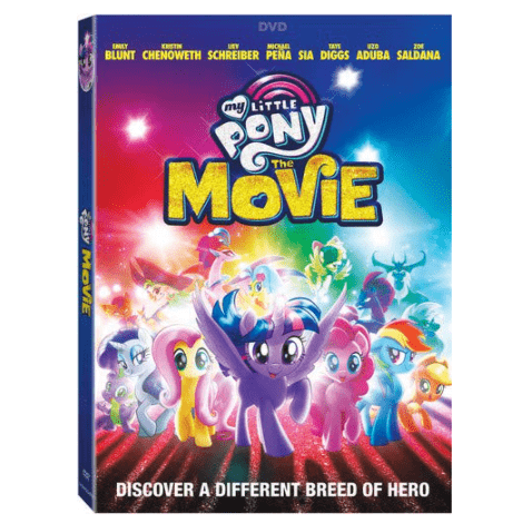 My Little Pony: The Movie [DVD] Now .74 (Was .98)