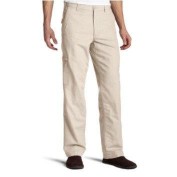 Dockers Men's Alpha Khaki Pant, Light Buff Now .58 (Was .00)