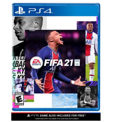 FIFA 21 Game for PlayStation 4 Now .99 (Was .99)