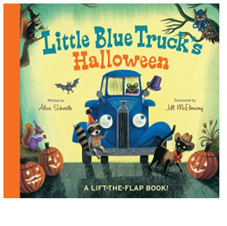 Little Blue Truck's Halloween Now .64 (Was .99)