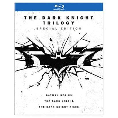 The Dark Knight Trilogy Blu-ray Now $12.96 (Was $29.98)