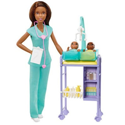Barbie Baby Doctor Playset Now .88 (Was .99)
