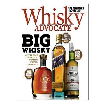 FREE 1-Year Subscription to Whisky Advocate Magazine