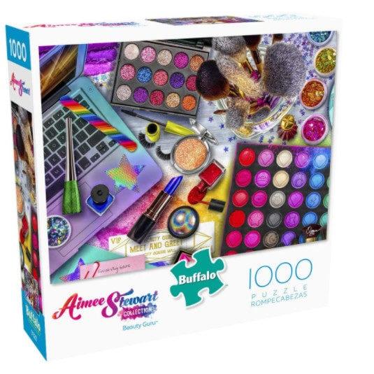 Buffalo Games - Aimee Stewart 1000 Piece Jigsaw Puzzle Now .49 (Was )