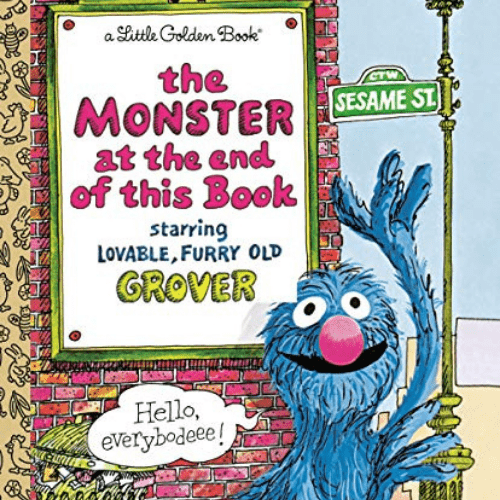 The Monster at the End of This Book Now .37 (Was .99)