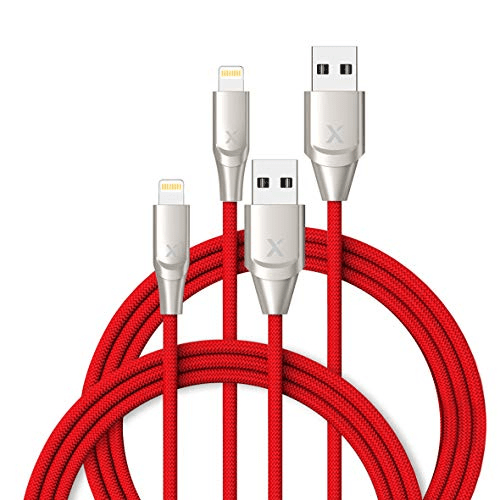 iPhone Charger 3ft 2 Pack Now .99 (Was .99)