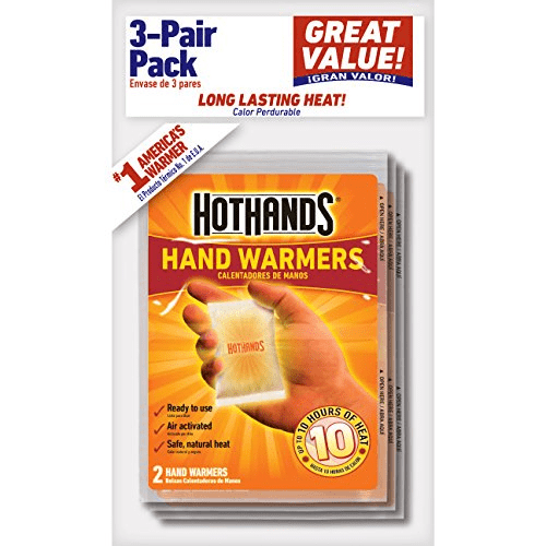 HotHands Hand Warmers 3 Pair Now .97 (Was .43)