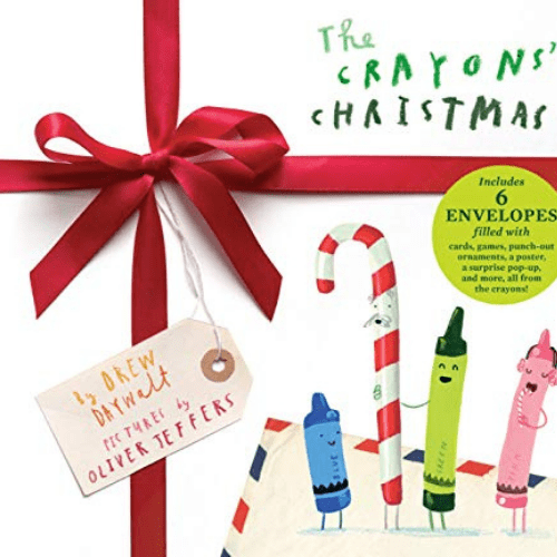 The Crayons' Christmas Now .23 (Was .99)