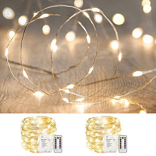 ANJAYLIA LED Fairy Lights Now .49 (Was .99 )