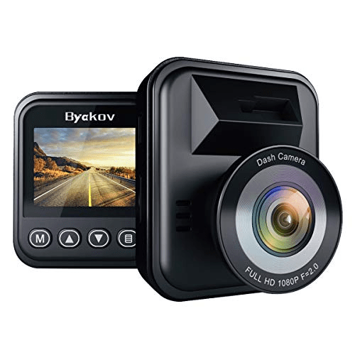 Byakov Dash Cam, 1080P Dash Camera Now .00 (Was .99)