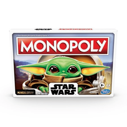 Monopoly: Star Wars The Child, Board Game Now  (Was .99)