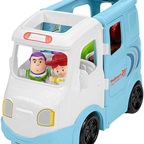 Fisher-Price Little People Toy Story 4 Jessie's Campground Adventure Now .03 (Was .99)