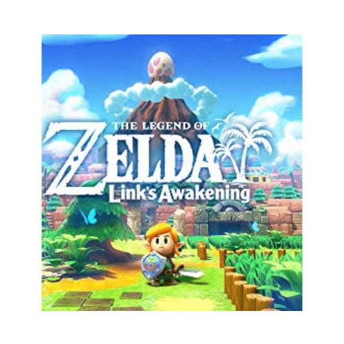 Legend of Zelda Link's Awakening Nintendo Switch [Digital Code] Now .99 (Was .99)
