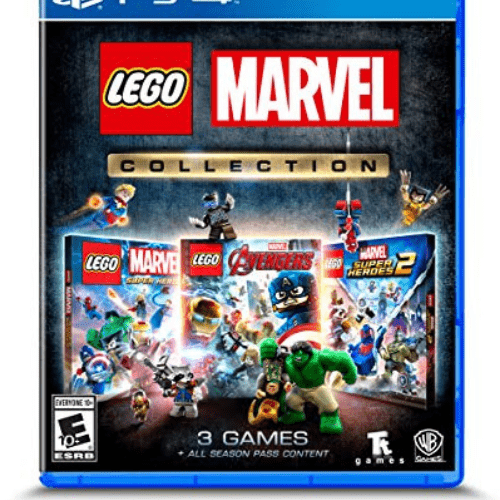 Lego Marvel Collection PlayStation 4 Now .99 (Was .99)