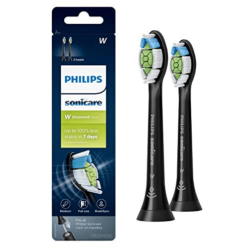 Philips Sonicare DiamondClean Toothbrush Head, 2 Pack Now .20 Was .99