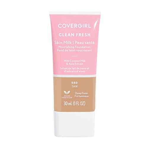 COVERGIRL, Clean Fresh Skin Milk Foundation Now .98 (Was .49)