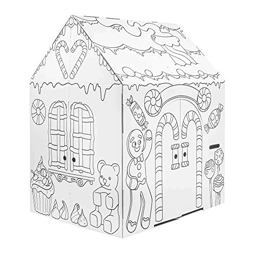 Easy Playhouse Gingerbread House Now .29 (Was .99)
