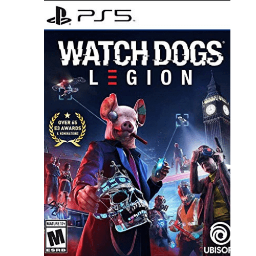 Watch Dogs: Legion PlayStation 5 Now .99 (Was .99)