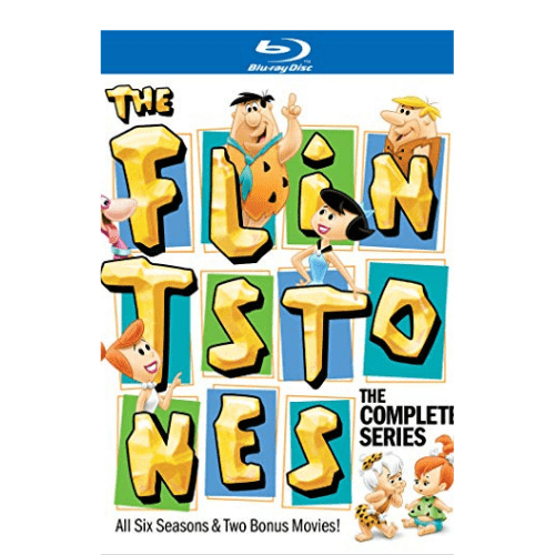 The Flintstones: The Complete Series (Blu-ray) Now .67 (Was .99)