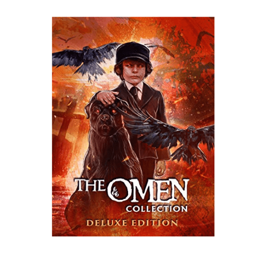 The Omen Collection [Blu-ray] Now .25 (Was .99)