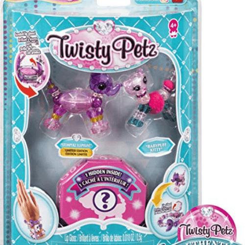 Twisty Petz, Series 3 3-Pac Now .67 (Was .99)