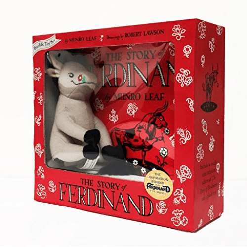 Ferdinand Book and Toy Set Now .95 (Was .99)
