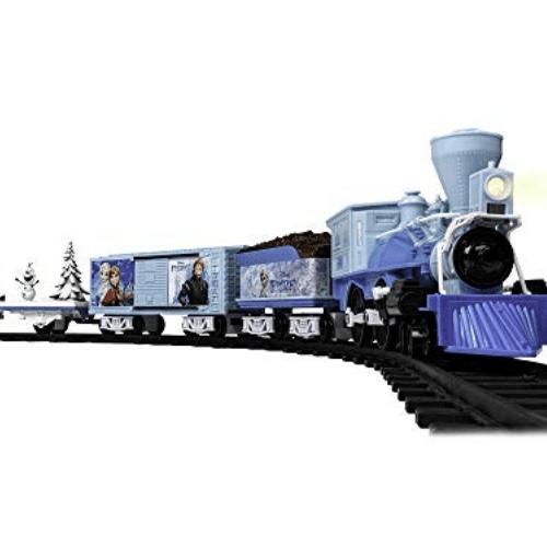 Lionel Disney's Frozen Train Set Now .99 (Was .95)