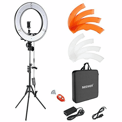 Neewer Ring Light Kit Now .99 (Was 9.99)