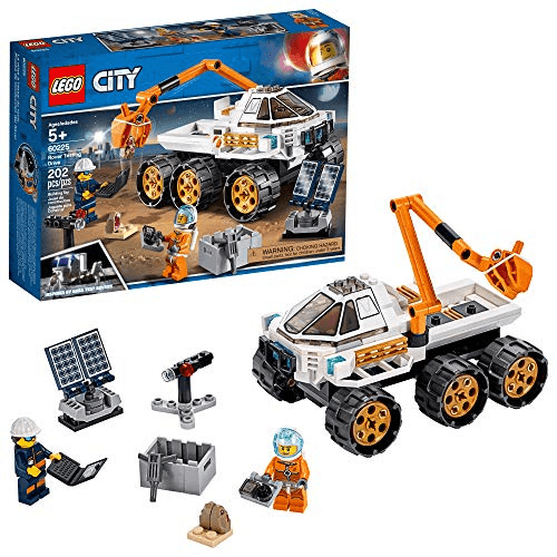 LEGO City Rover Testing Drive Building Kit Now .95 (Was .99)