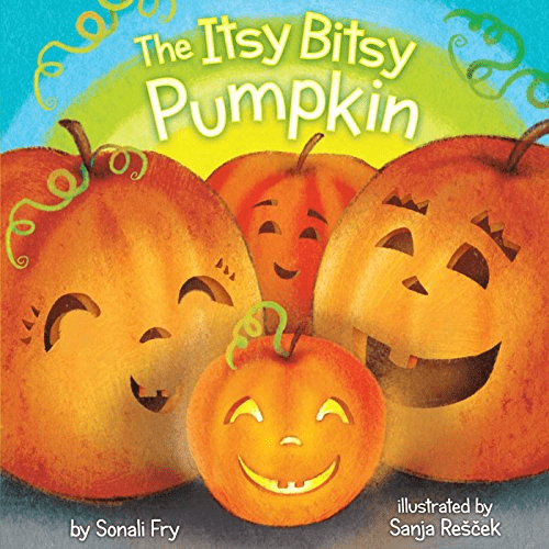 The Itsy Bitsy Pumpkin Now .84 (Was .99)