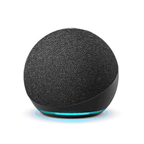 2-Pack All-New Echo Dot 4th Gen Smart Speaker w/Alexa Now .98 **Only .99 Each**