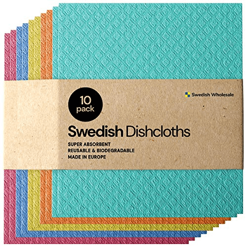 Swedish Dishcloths 10 packs Now .95 (Was .99)