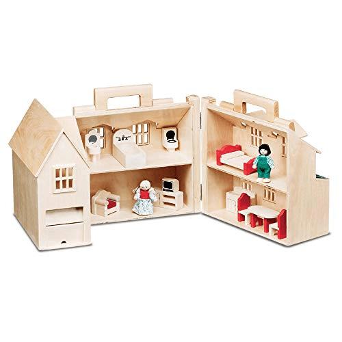 Melissa & Doug Fold & Go Dollhouse Now .99 (Was .99)