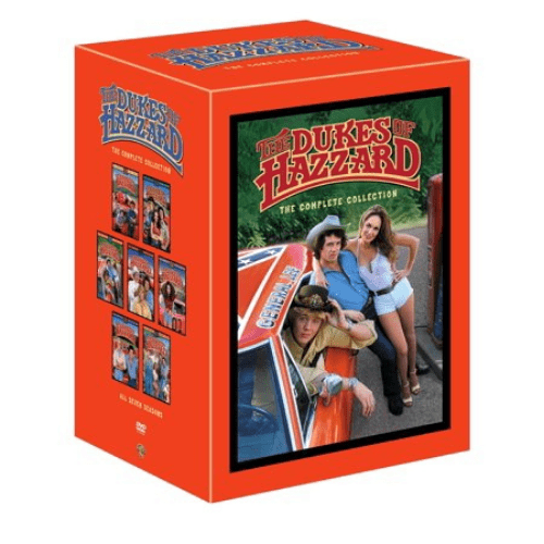 Dukes of Hazzard: The Complete Series (DVD) Now .96 (Was 9.99)