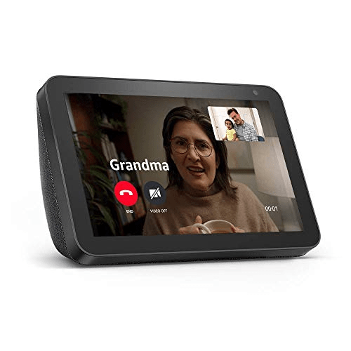 Echo Show 8 Now .99 (Was 9.99)