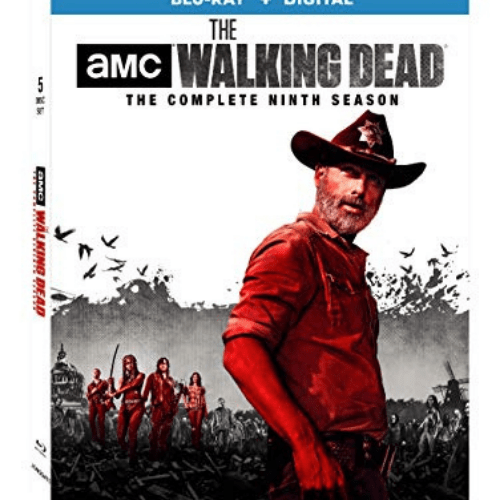 The Walking Dead Season 9 [Blu-ray] Now .00 (Was .99)