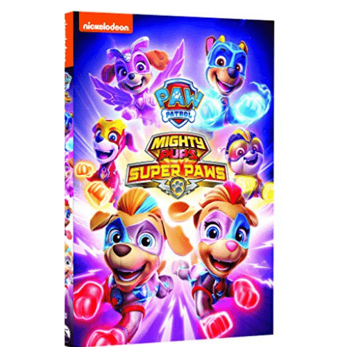 PAW Patrol: Mighty Pups: Super PAWs Now .66 (Was .98)