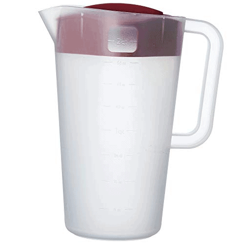 Goodcook 1/2 Gallon Plastic Pitcher Now .99 (Was .99)