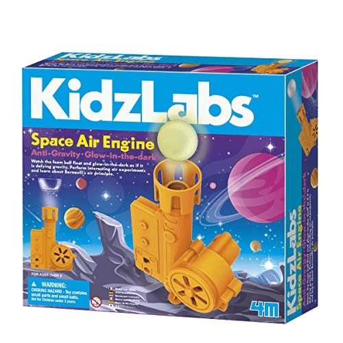 4M Space Air Engine Kids Science Kit Now .81 (Was .99)