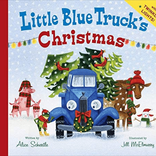 Little Blue Truck's Christmas Now .52 (Was .99)