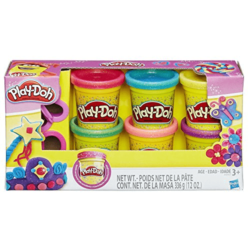 Play-Doh Sparkle Compound Collection Now .99 (Was .99)