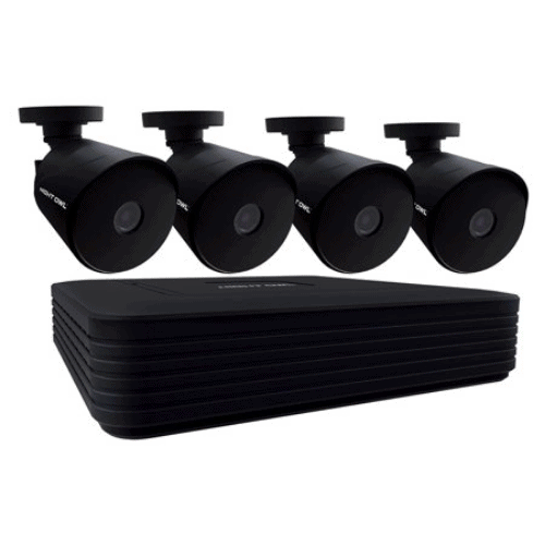 Night Owl 4 Wired Cameras & 1TB HDD Now 9 (Was 9)