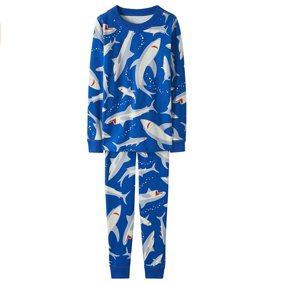 Up to 45% Off Hanna Anderson Kids Pajama Sets and Underwear