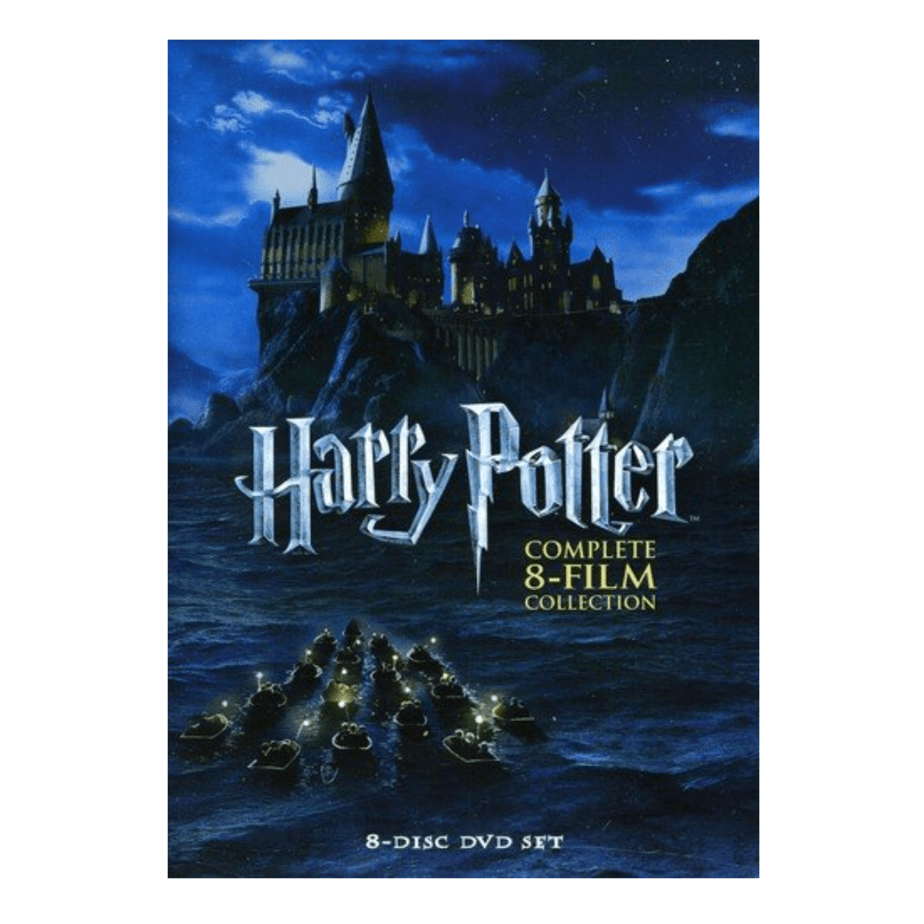 Harry Potter: The Complete 8-Film Collection Now .99 ~ Blu-ray Collection Only .99