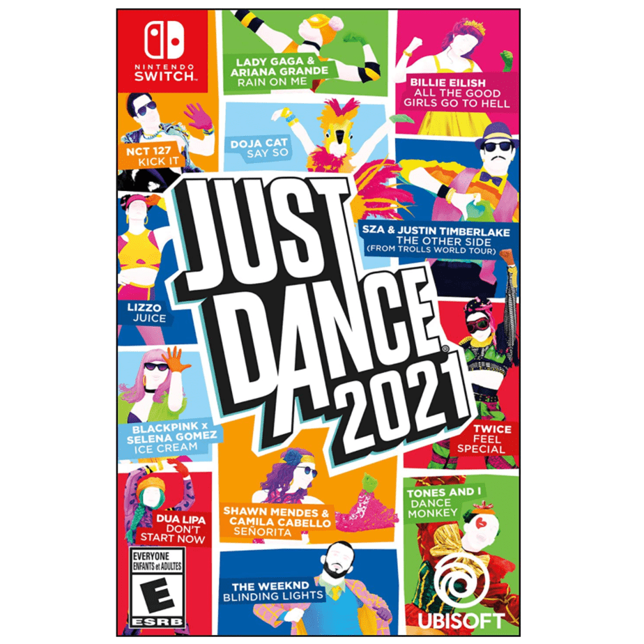 Just Dance 2021 Now .99 (Was .88)
