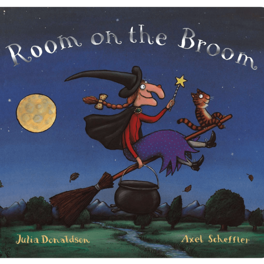 Room on the Broom Board Book Now $0.98 (Was $7.99)